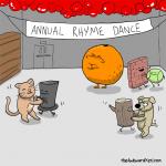 rhyme dance