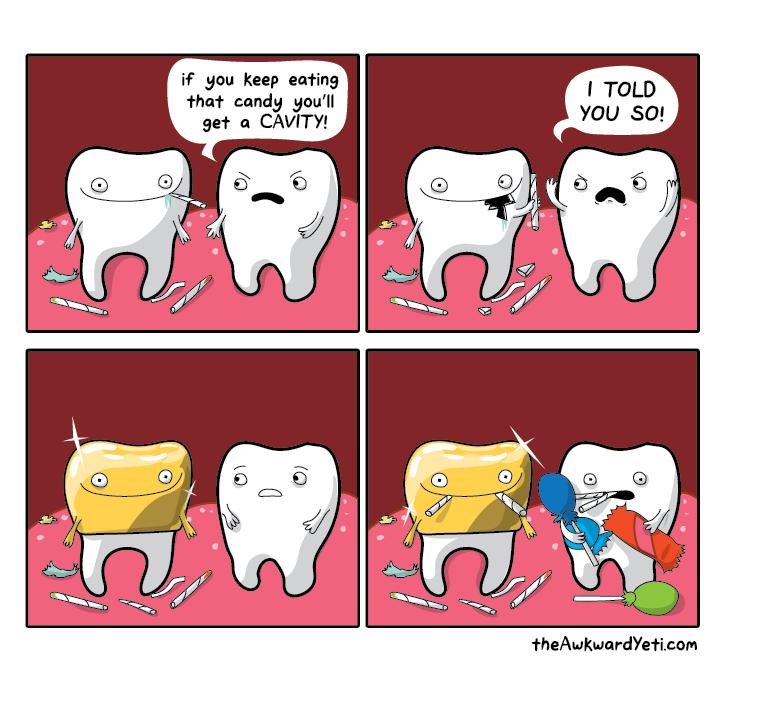 the Cavity