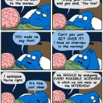 Brain Concedes