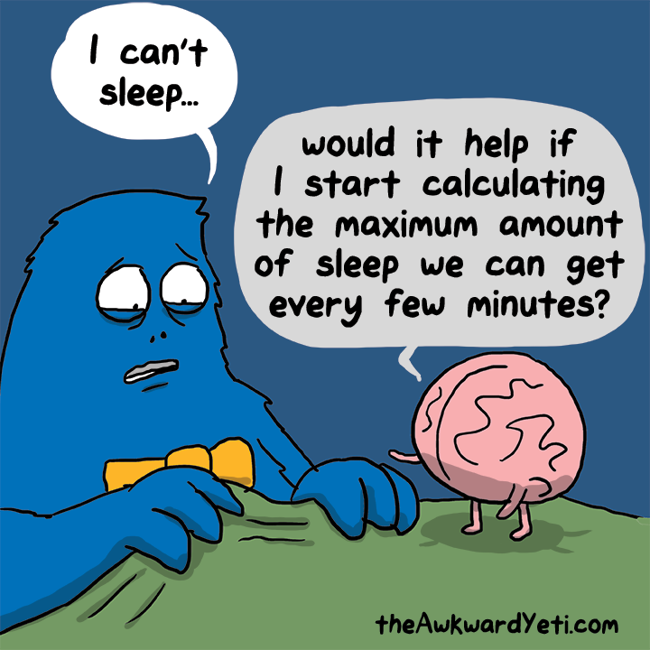insomnia, Skeleton