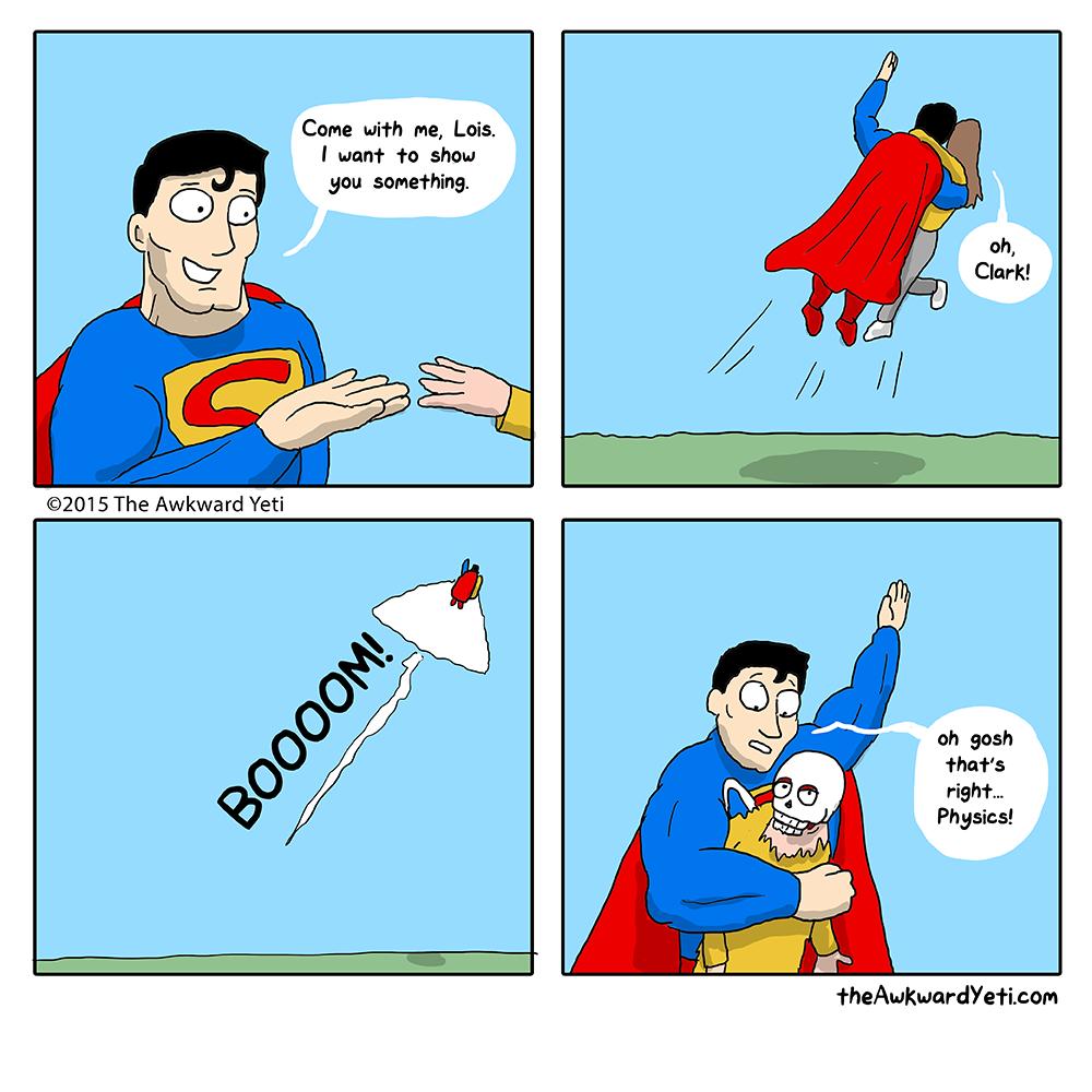 oh, Clark.