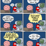 Brain gets replaced