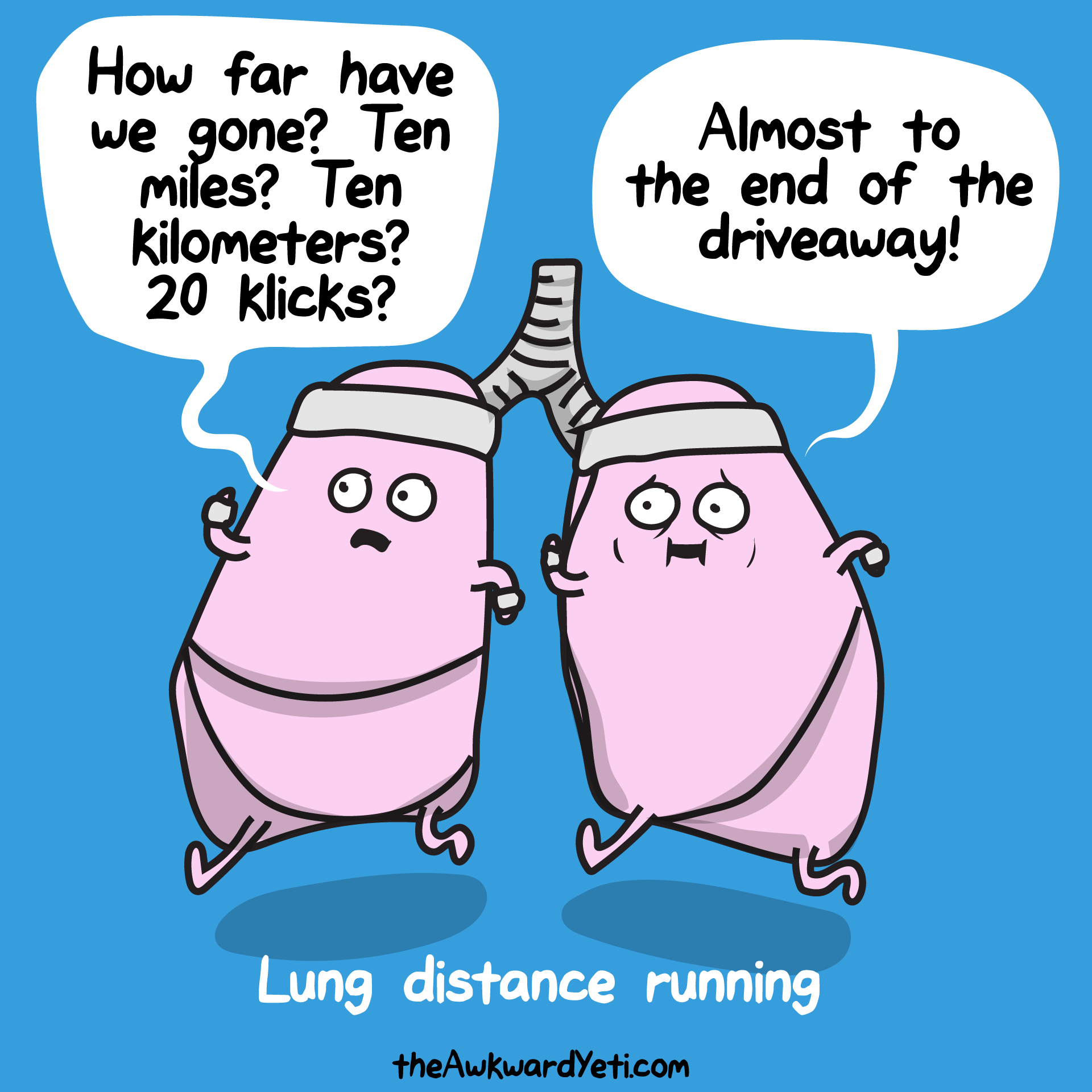 The Awkward Yeti » Characters » Lungs