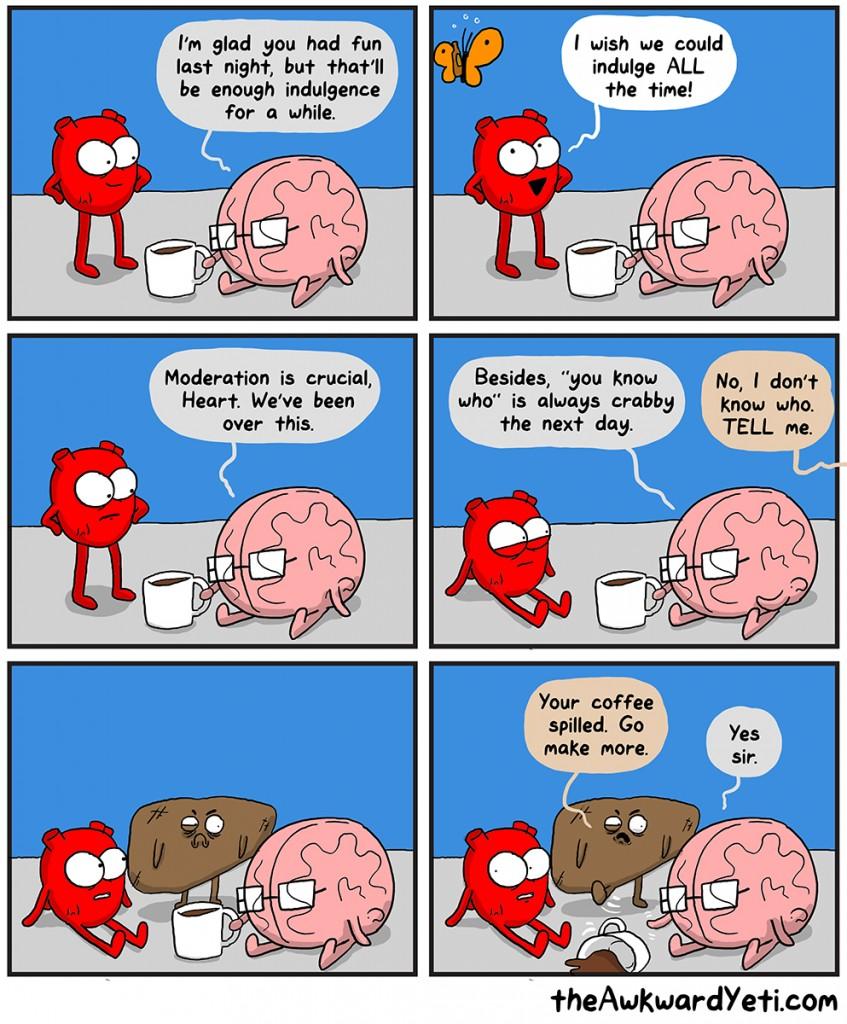 overindulgence