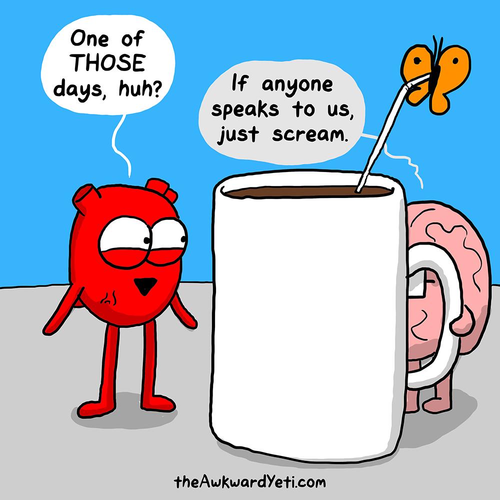 Awkward Yeti Coffee
