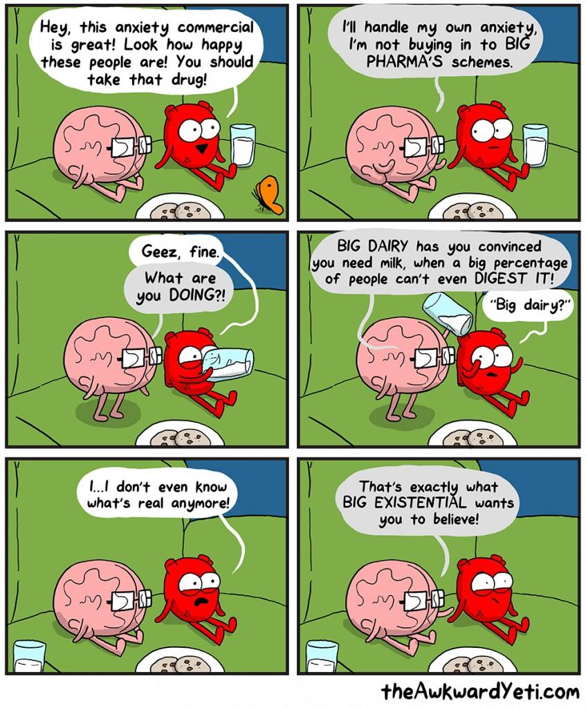 Big Confusion
