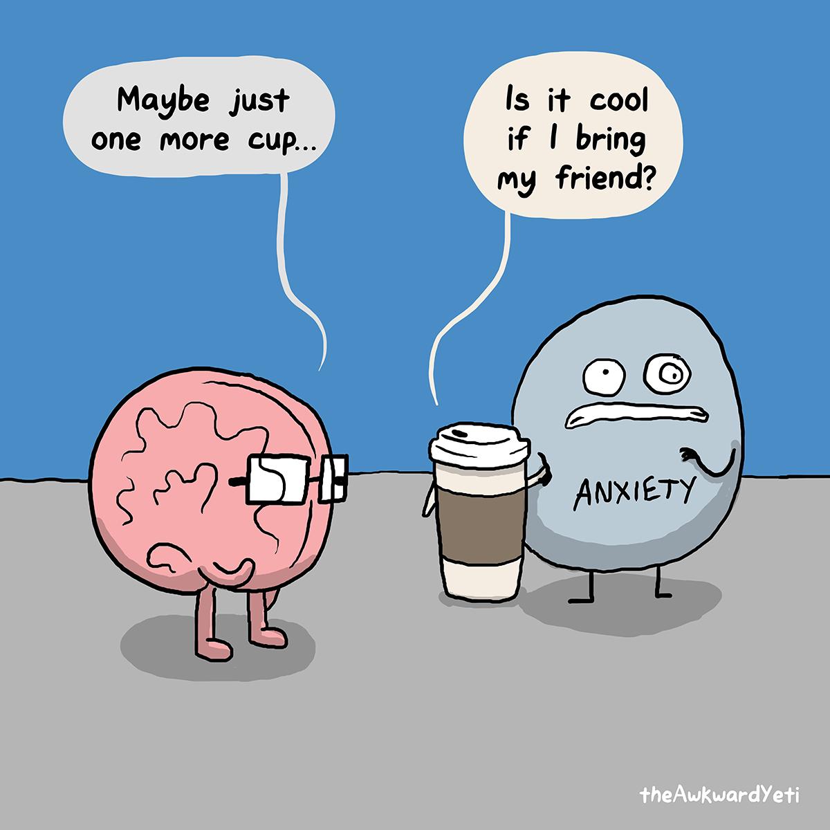 Caffeine's Friend