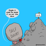 The Awkward Yeti | The Burden