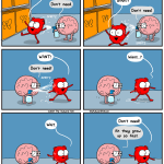 The Awkward Yeti | Heart Gets Trained