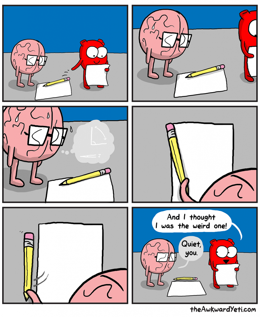 The Awkward Yeti | Compulsion