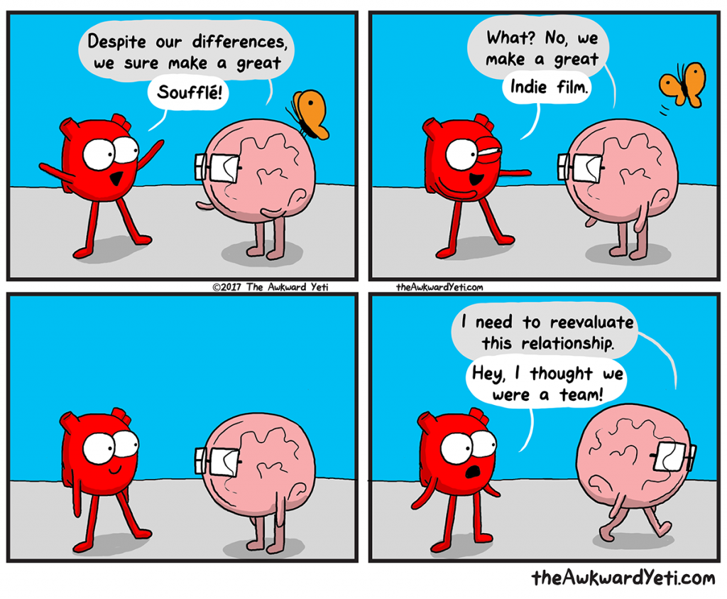 The Awkward Yeti | Finished