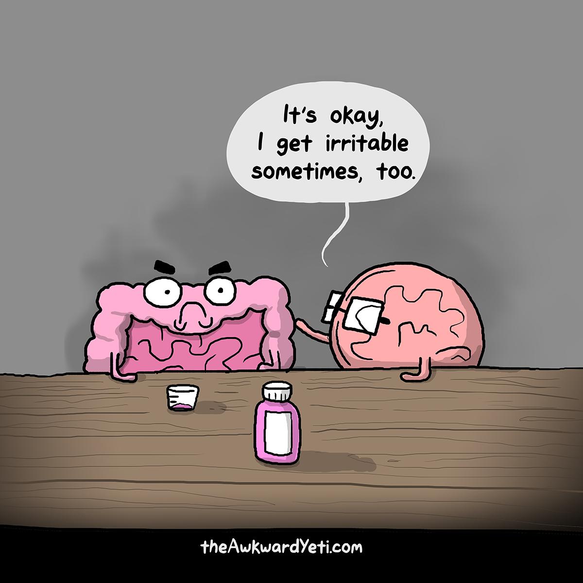 the 13 most irritable bowels comics