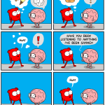 The Awkward Yeti | Attention