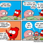 The Awkward Yeti | The Usual