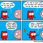 The Awkward Yeti | Fun and Games