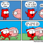 The Awkward Yeti | Rungret