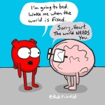 the world needs Heart