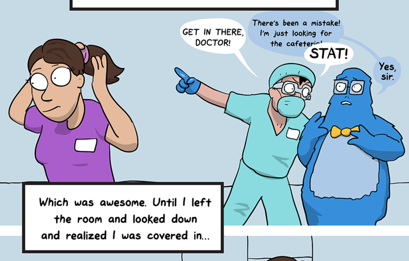 Medical Tales Retold Episode 6: Just Like TV