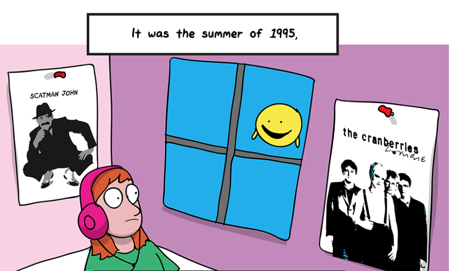 Medical Tales Retold Episode 8: Summer of '95
